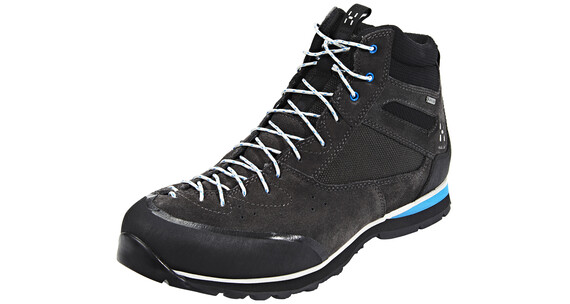 Haglöfs Roc Icon Hi GT Shoes Men Magnetite/Vibrant Blue